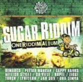 SALE ITEM - Various - Sugar Riddim (Special Delivery Music) CD